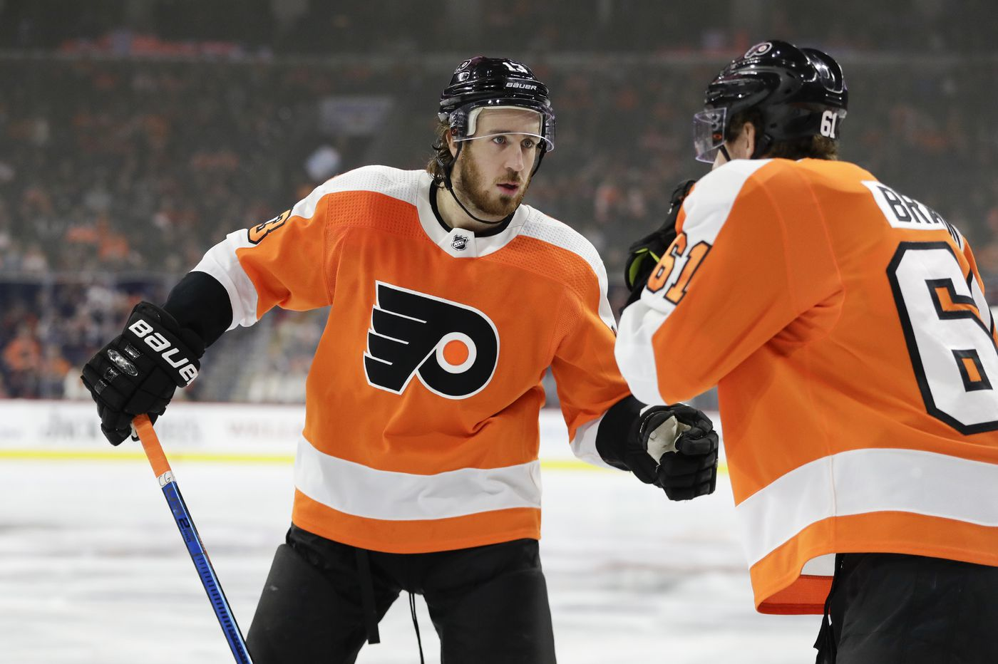 Flyers' Kevin Hayes concerned that NHL season may not return but trying to stay positive and even learning to cook