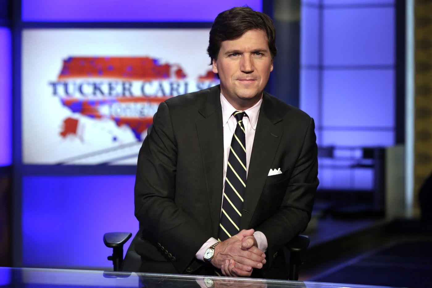 Tucker Carlson shouldn't apologize, even in this age of overhyped, PC contrition | Christine Flowers