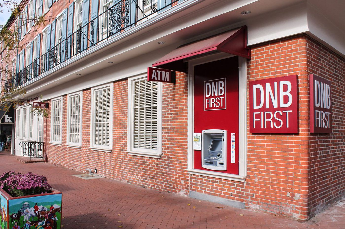 Two top execs out at DNB First, Chester County's biggest bank