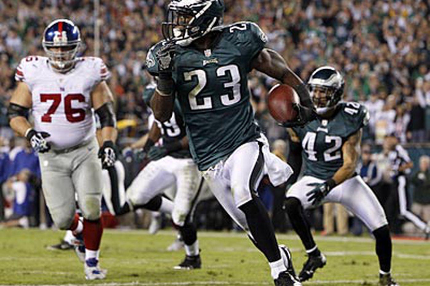 Final vote: Who is Eagles' weakest link?