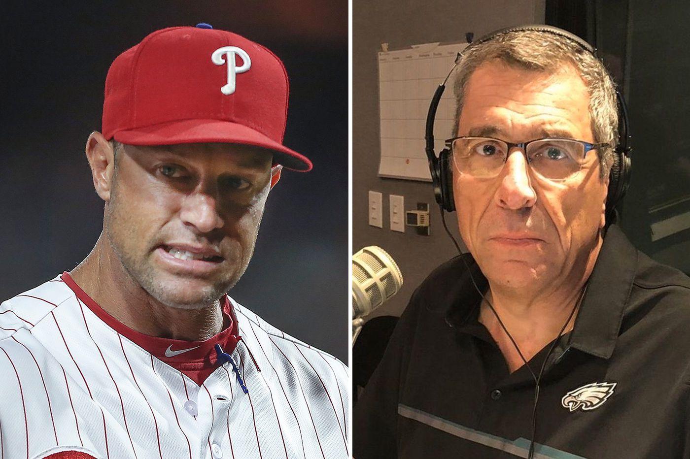 Phillies' Gabe Kapler, WIP's Angelo Cataldi both a little bit right and a little bit wrong | Mike Sielski