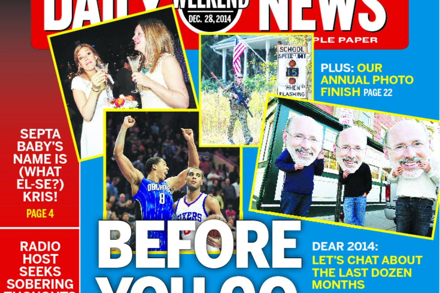 Dailynews Monthly Covers 12/27/14