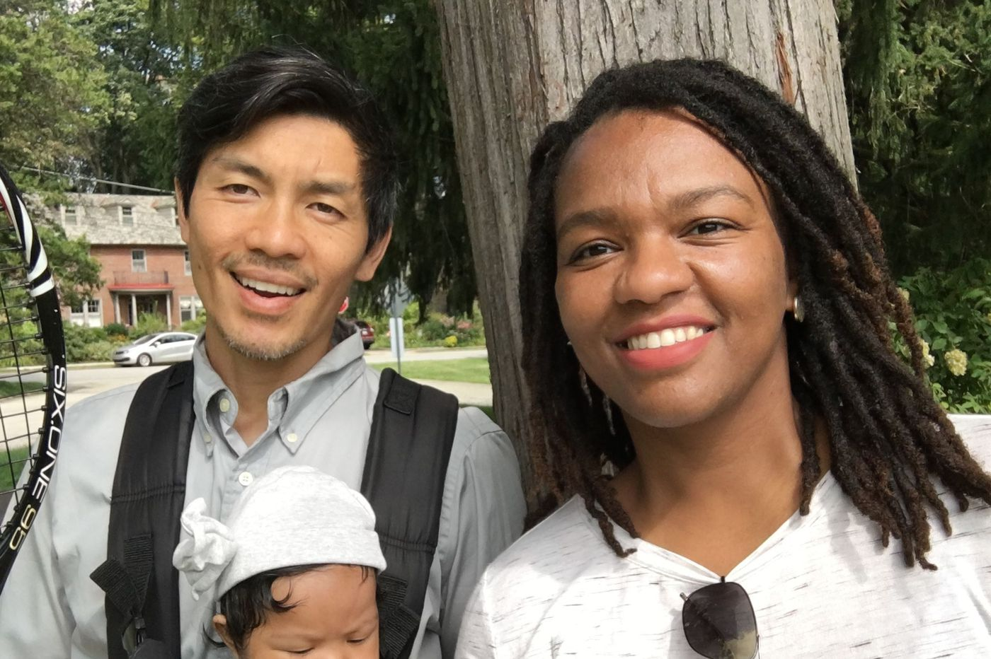 The Parent Trip: Sherilyn and Kevin Lau of Elkins Park