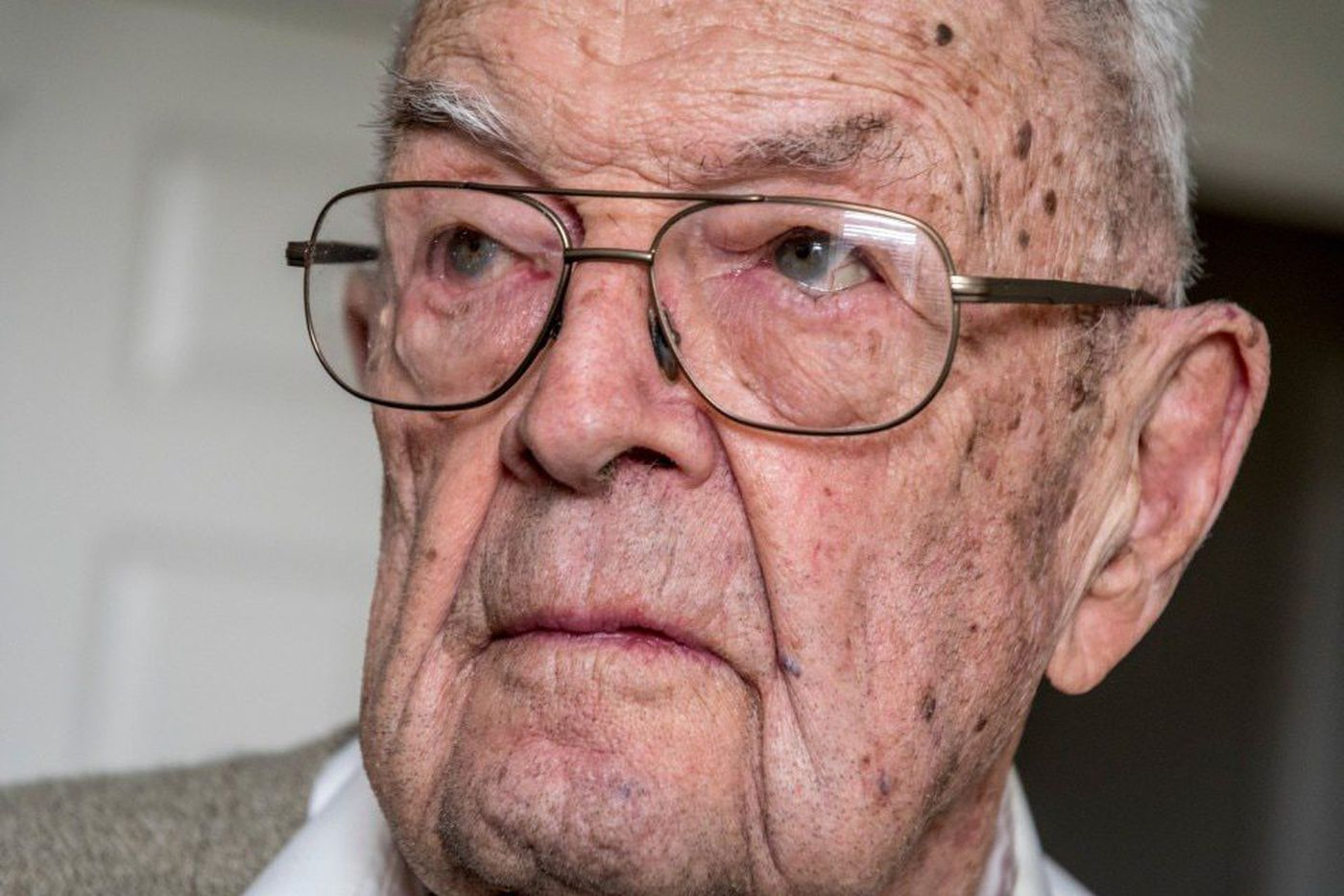 At 103, Kermit Dyke is the oldest living graduate of West Point