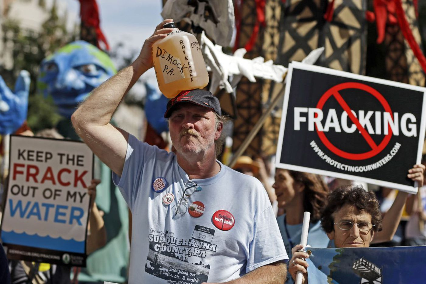 As fracking lawsuits draw to a close, a look back at what happened in Dimock