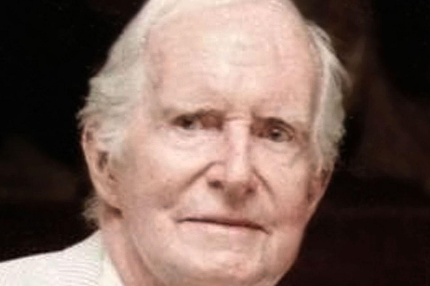 John McDougall, 82, public defender