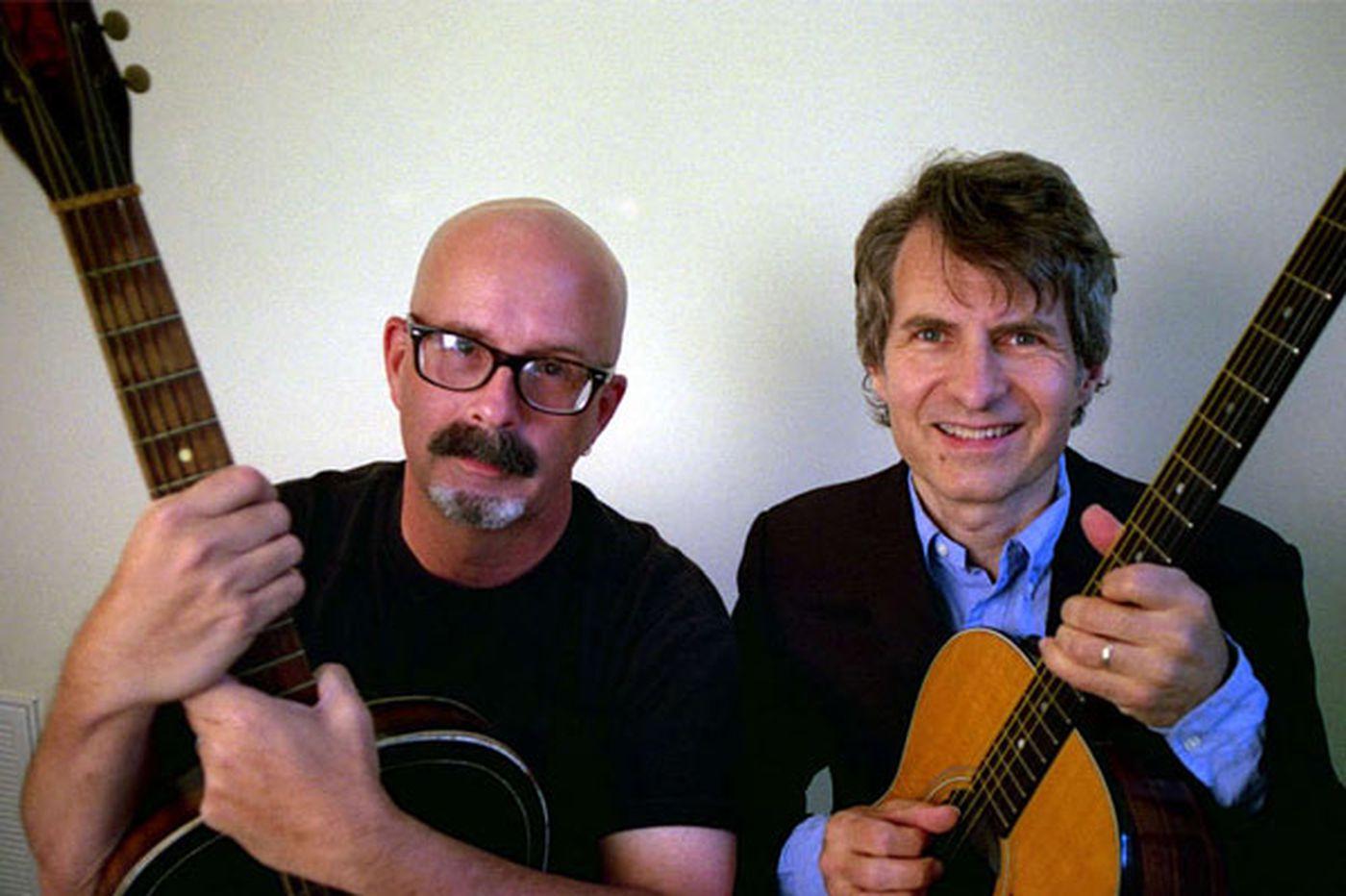 Holsapple and Stamey revisit album treasure at World Café Live