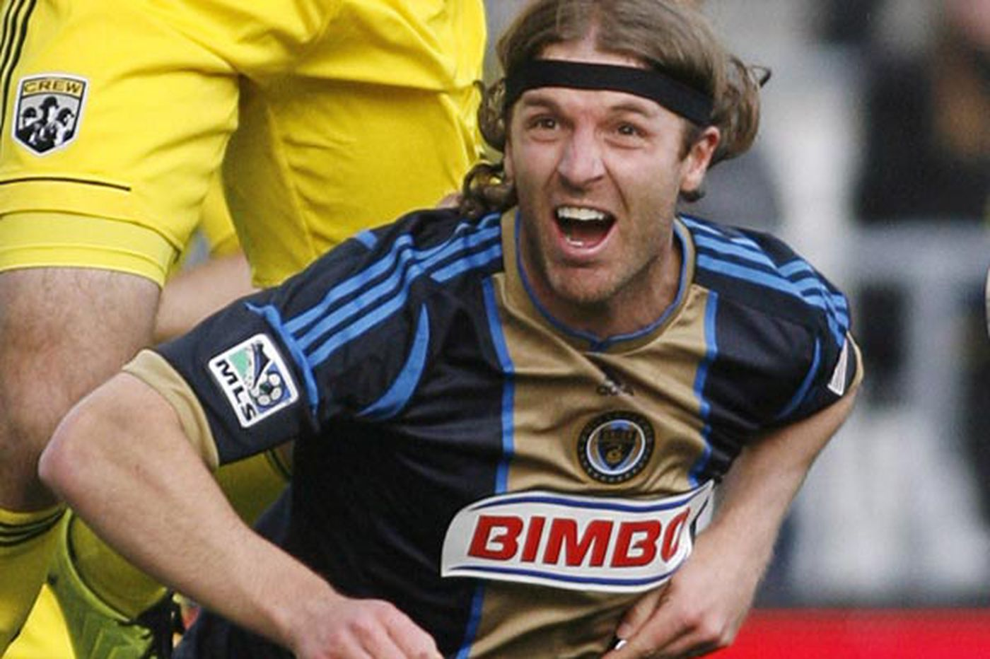 Inside the Union: Parke ready to play vs. his old team, Seattle