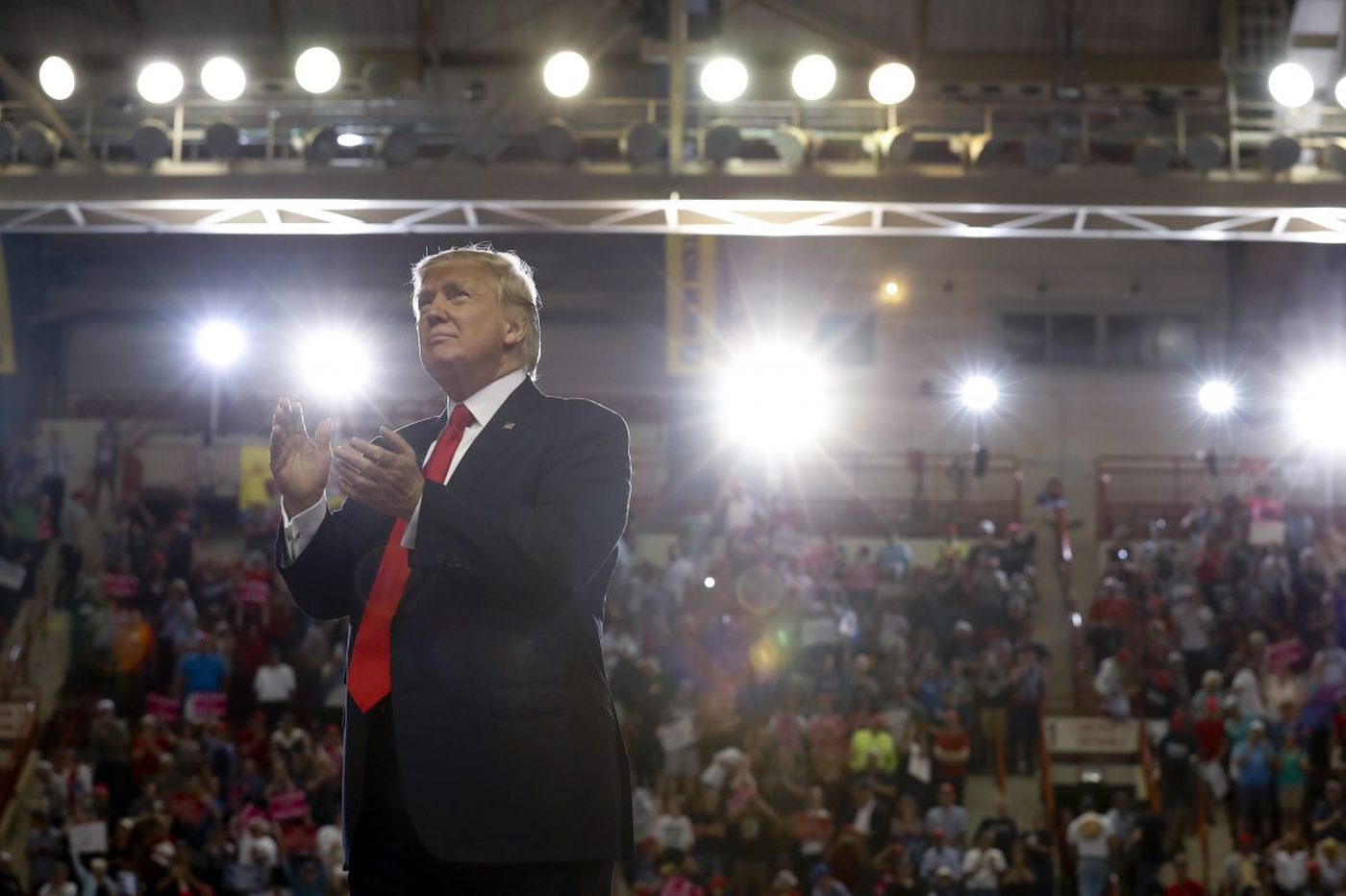 Poll: Trump's GOP support slips in Pa. but core base sticks with him