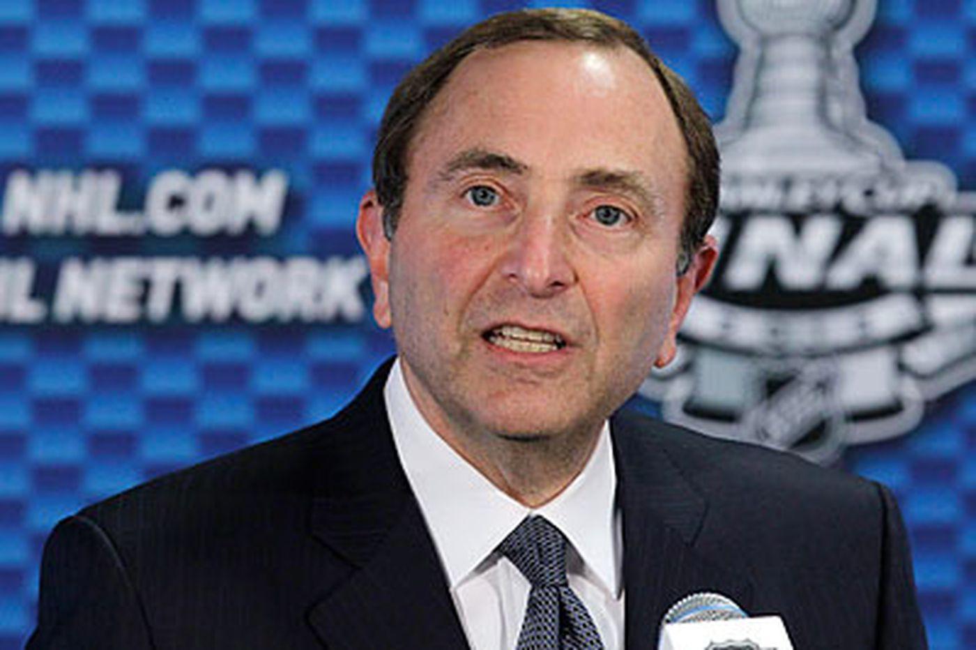 National Hockey League commissioner Gary Bettman confident about CBA talks