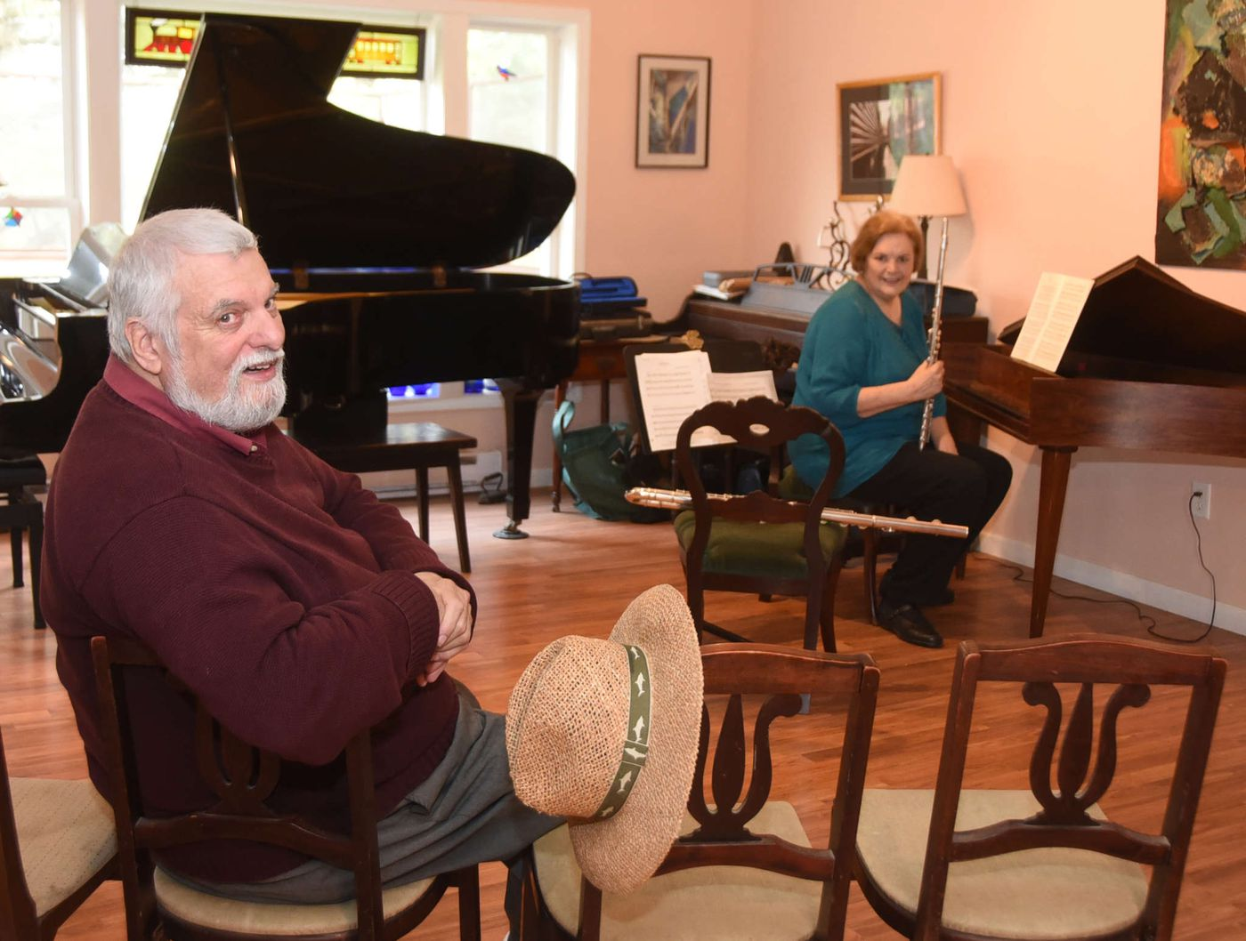 At home, chamber music in South Jersey hits all the right notes