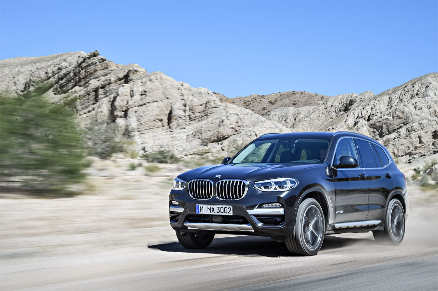 2018 BMW X3: Redesign, Platform, Changes >> Bmw X3 Gets A Redesign For 2018