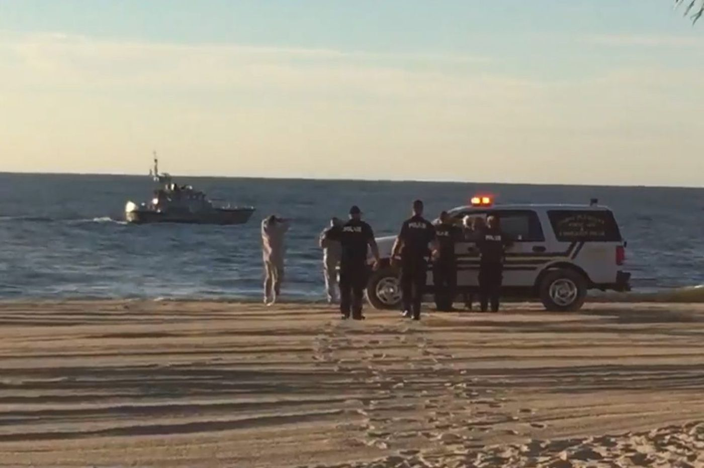 Body found in surf believed to be missing boardwalk worker who disappeared while swimming