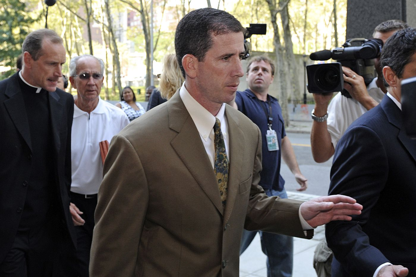 Former NBA referee Tim Donaghy, wearing his disgrace like a scarlet letter, awaits release of film on his scandal