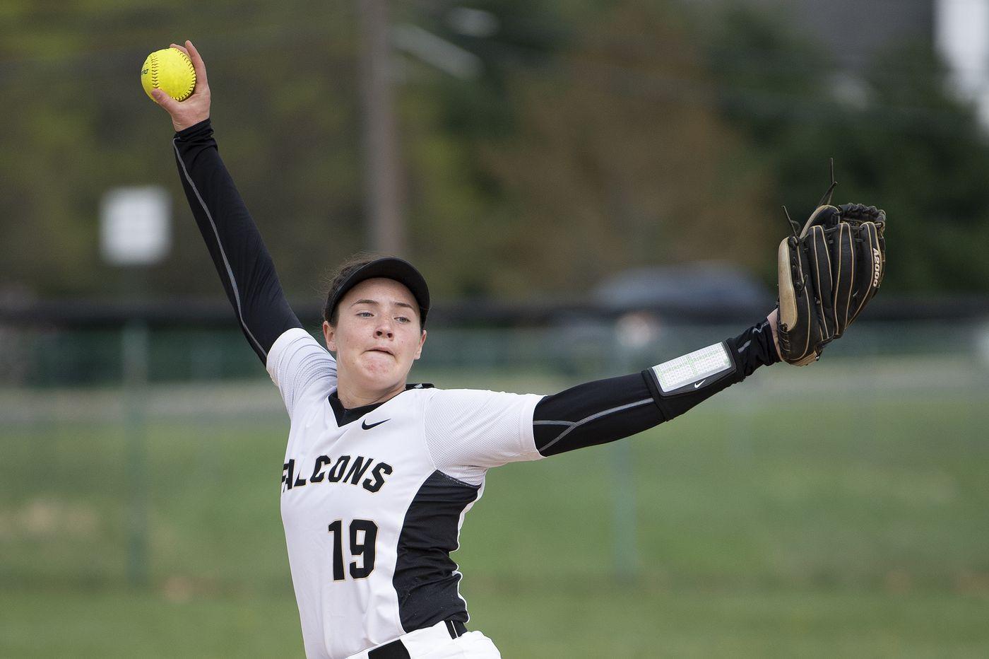 Thursday's South Jersey Roundup: Burlington Township's Bailey Enoch throws no-hitter