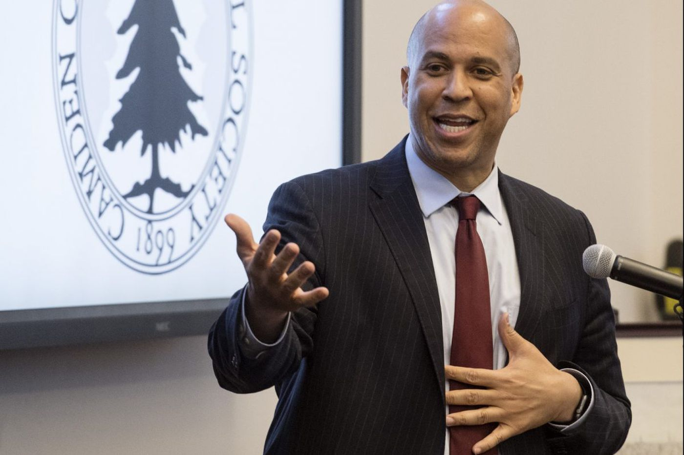 Cory Booker expected to campaign for Doug Jones in Alabama Senate race