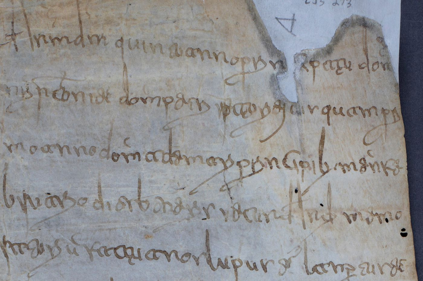 Penn library will return 9th-century documents found to have been stolen from Italian archive