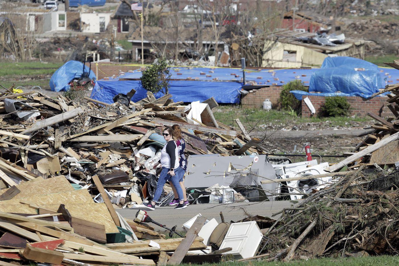 Under the radar, tornado season already the deadliest since 2011; twister confirmed in N.J.