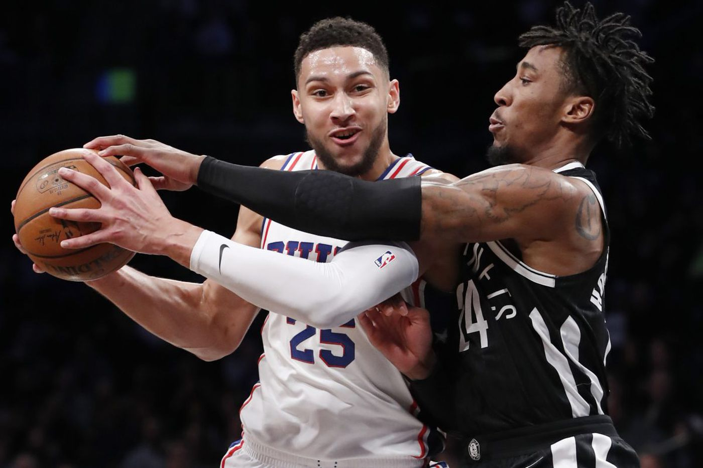 Sixers-Nets preview: Looking to duplicate Sunday's win, this time at home
