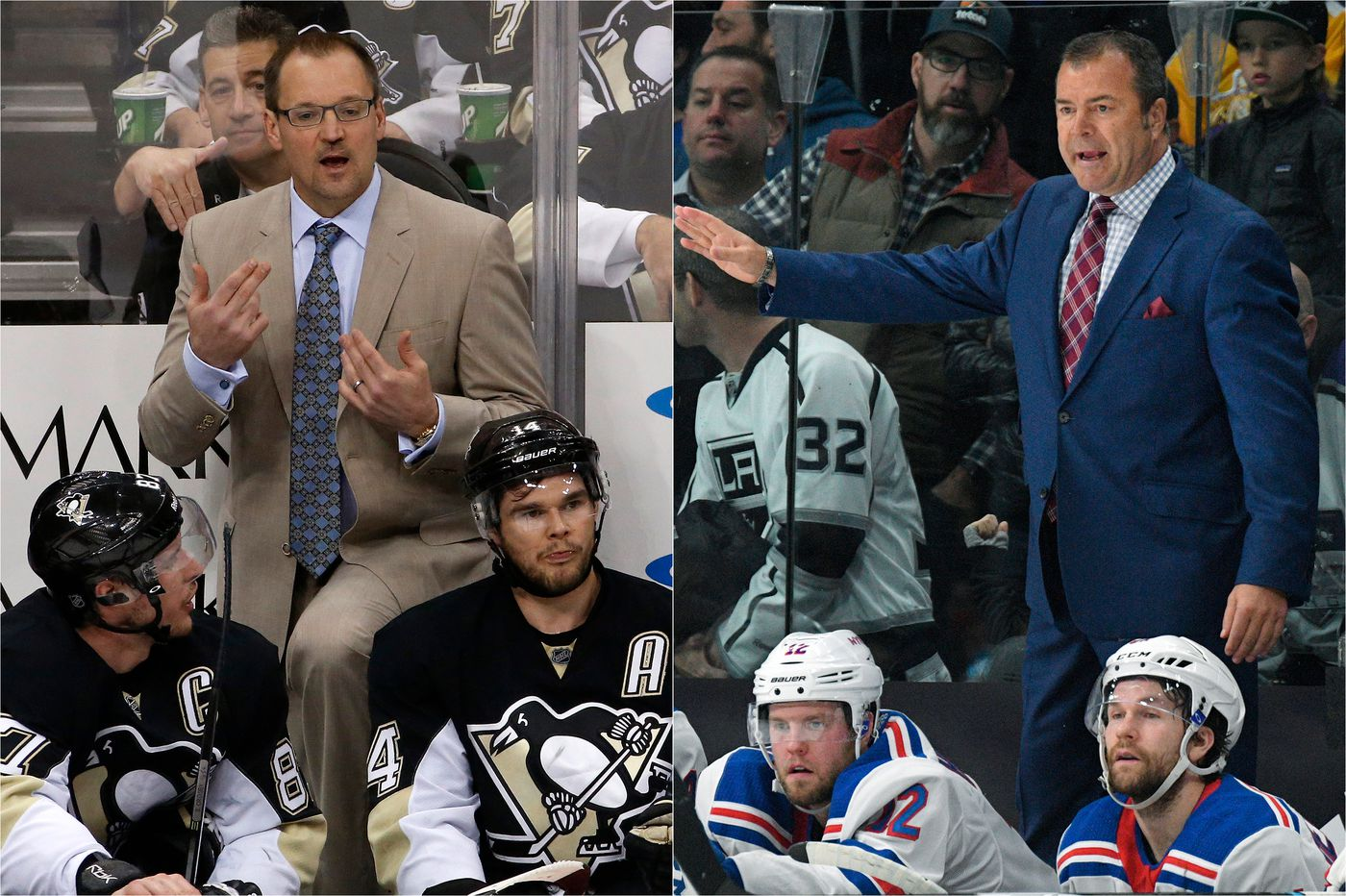 Who could be the Flyers' next coach? Here's a list of top candidates | Sam Carchidi