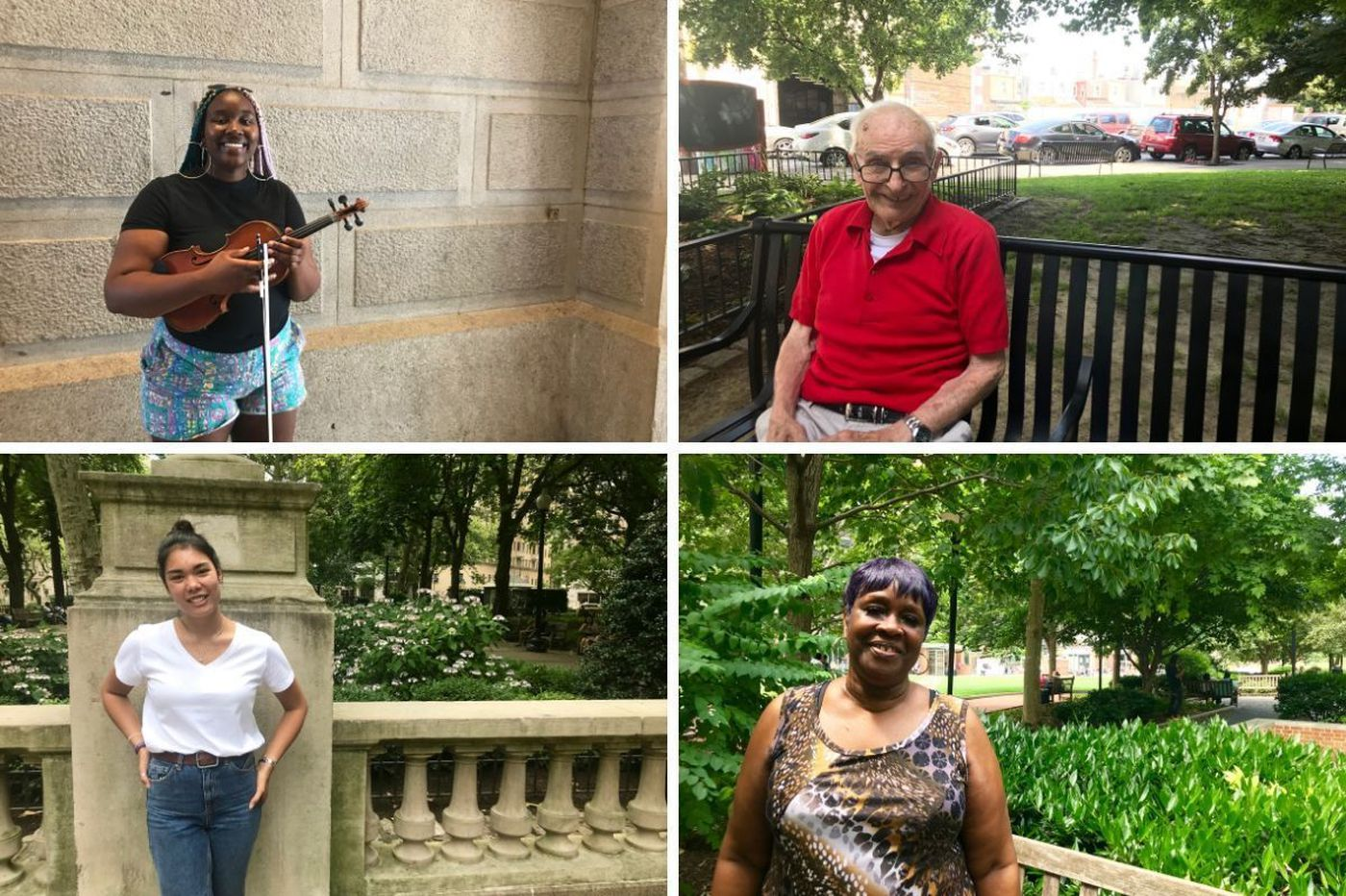 When did you feel the most patriotic? Philadelphians from age 19 to 93 share stories | Perspective