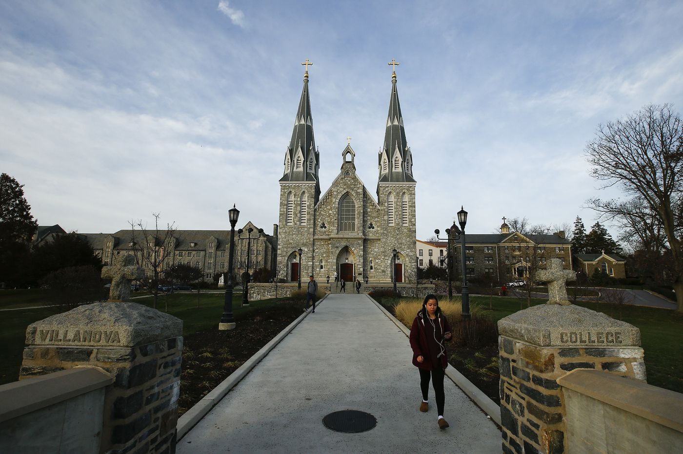 Former Villanova campus ministry official to serve 78 months in prison for child porn