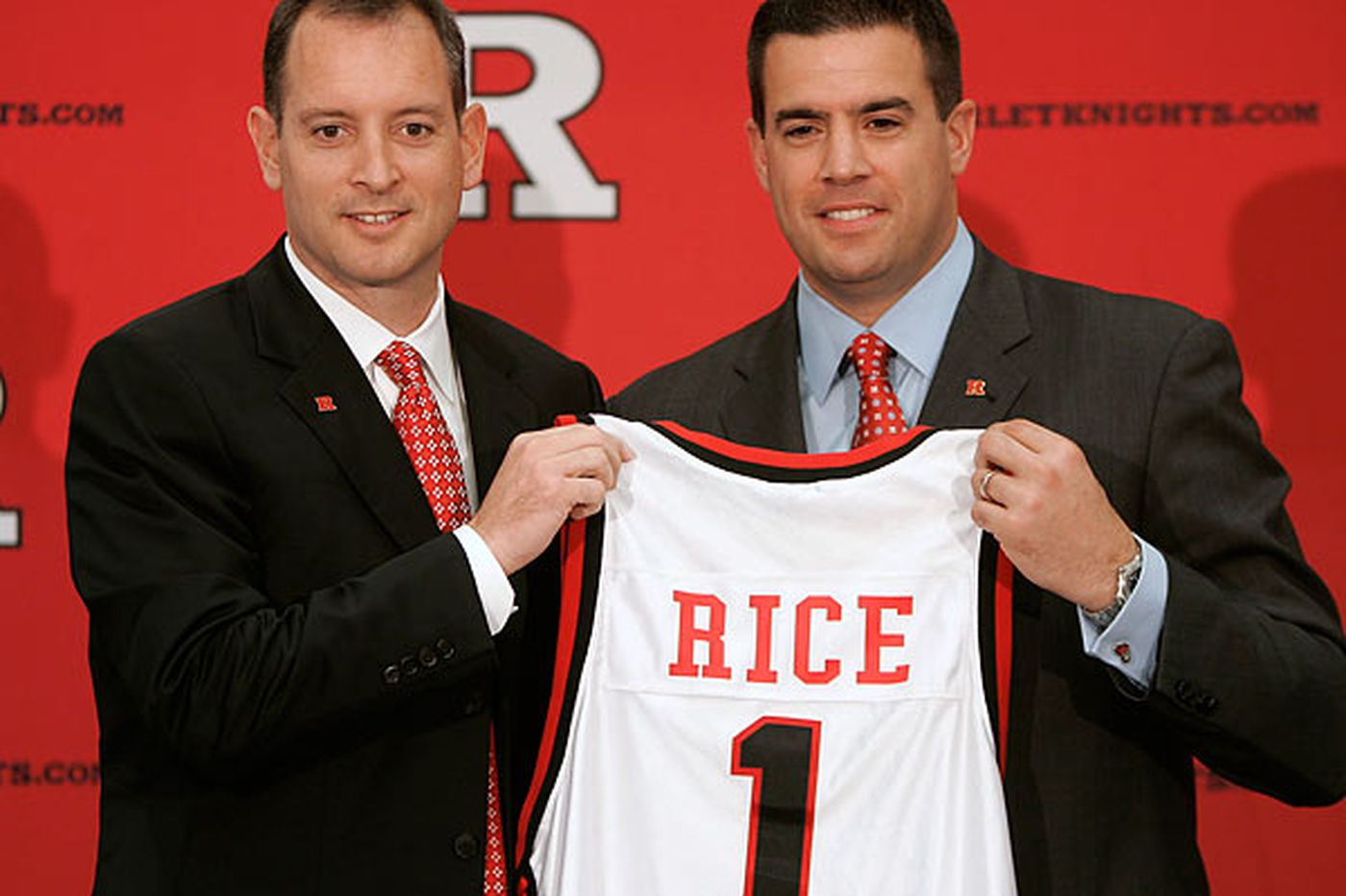 Tim Pernetti resigns as Rutgers athletic director in wake of Mike Rice abuse video scandal