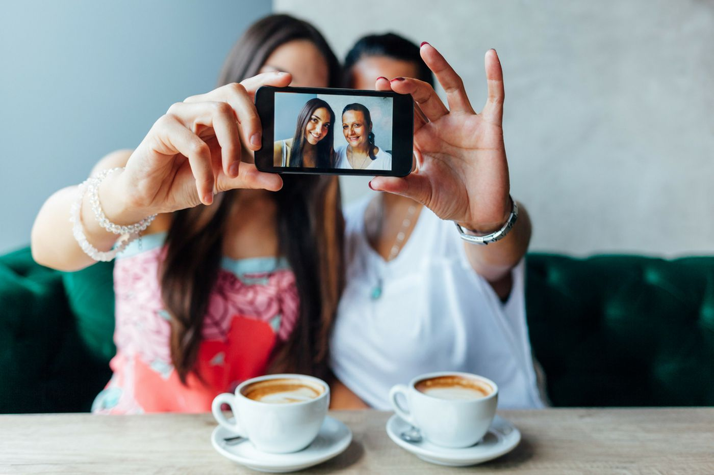Mother's Day: Send us a selfie with your mom