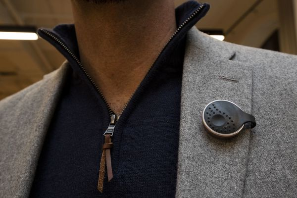 This Philadelphia business has created a wearable panic button to protect hotel workers from sexual assault