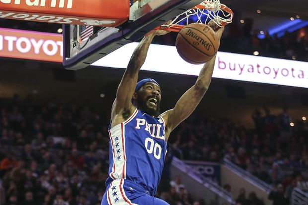 Sixers-Rockets observations: Embiid picks up the slack; 76ers have a block party