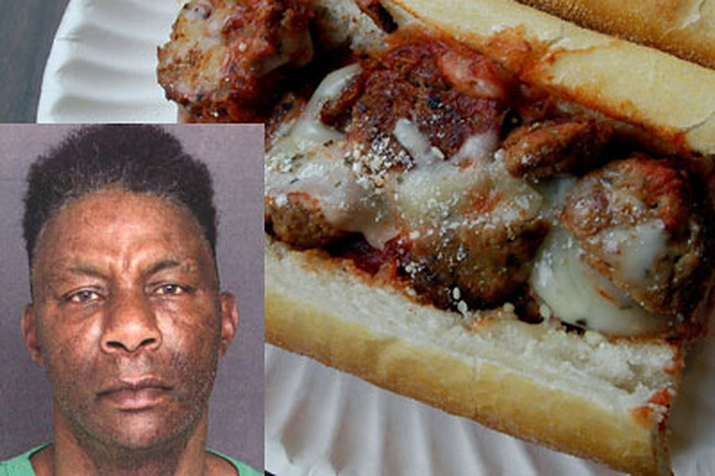 Cops: Man who didn't like sandwich attacks fiance
