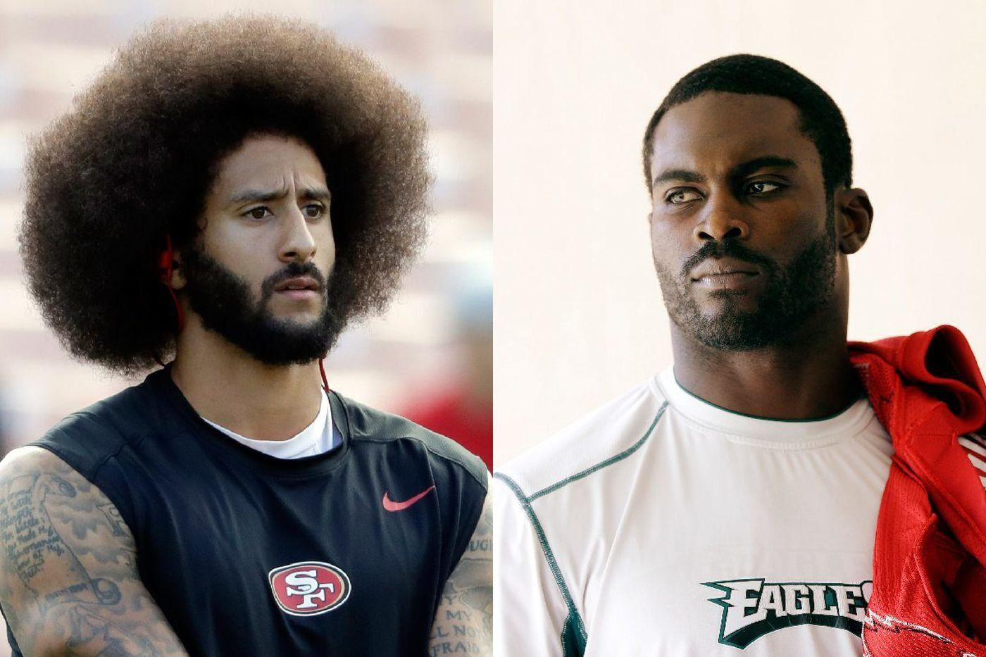 Were Michael Vick's comments about Colin Kaepernick's hair racist? | Readers respond
