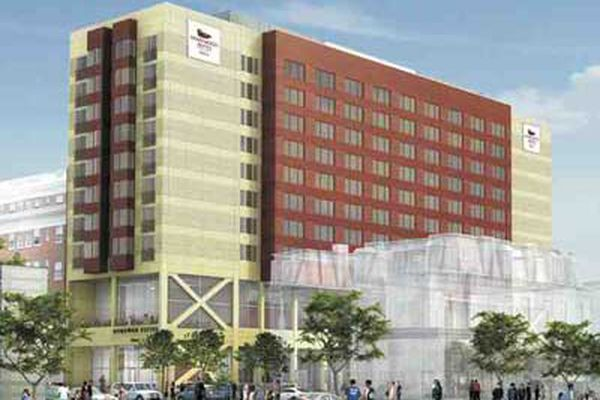 New hotel near Penn stirs hopes