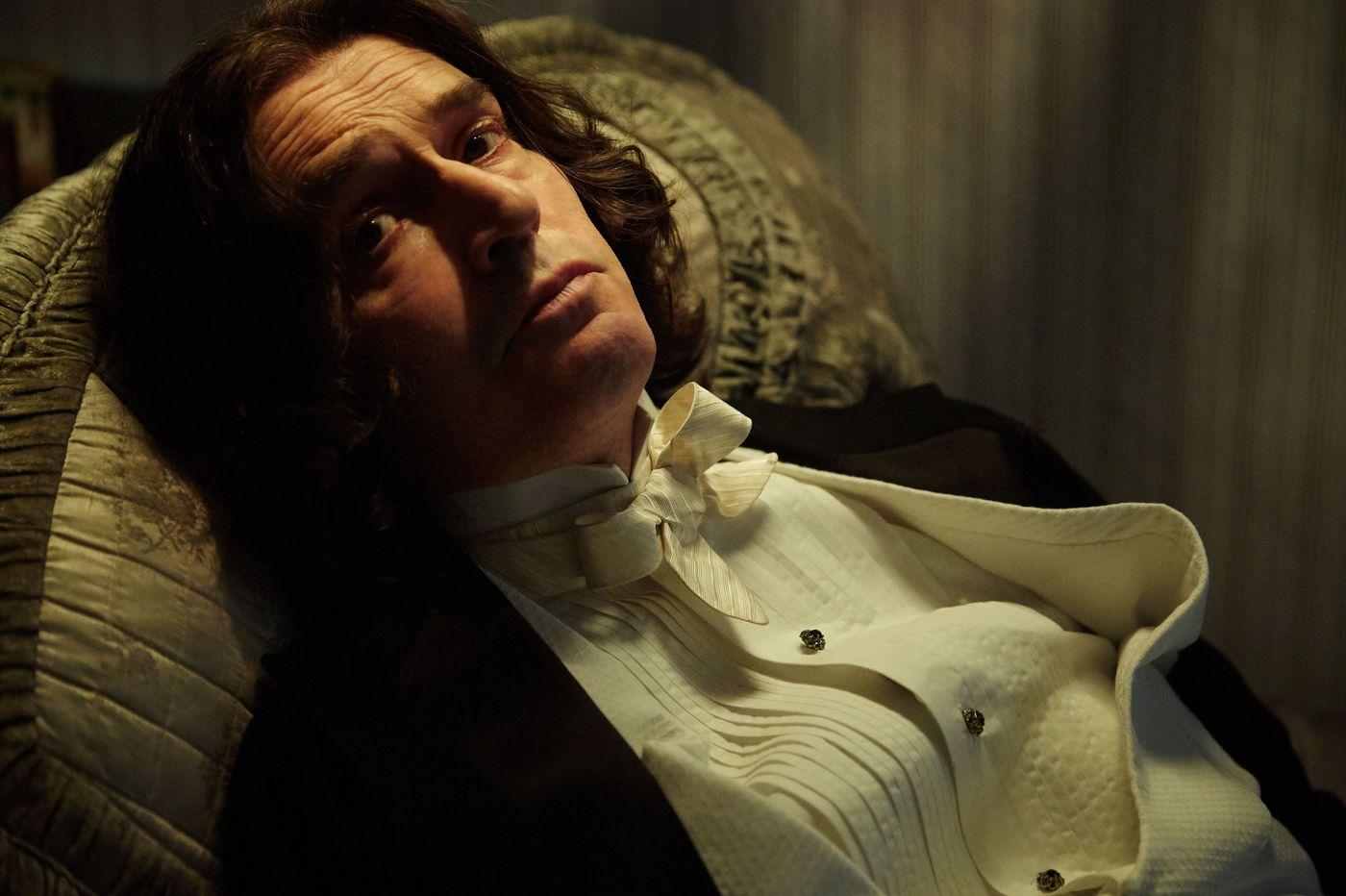 Rupert Everett goes (Oscar) Wilde in 'The Happy Prince'