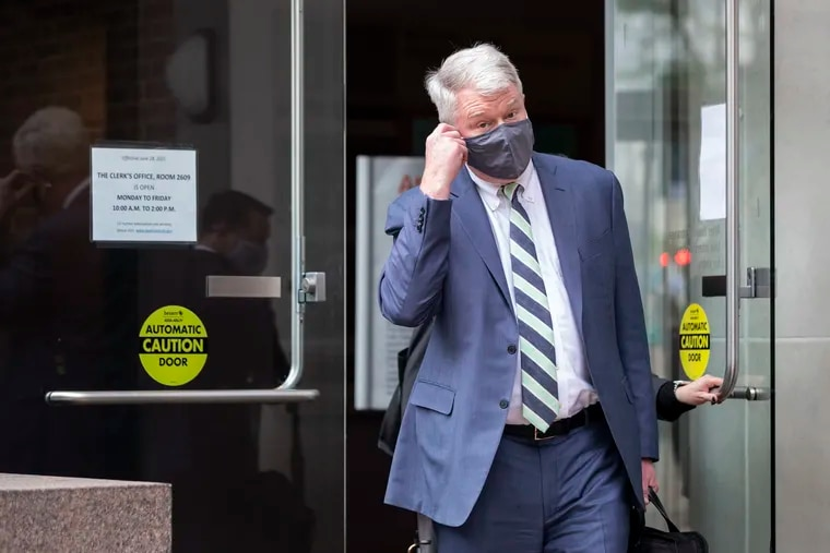 Electricians union leader John J. Dougherty, pictured, and City Councilmember Bobby Henon are on trial. But the corruption case against them will reveal behind-the-scenes politicking potentially involving dozens of Philly power players.