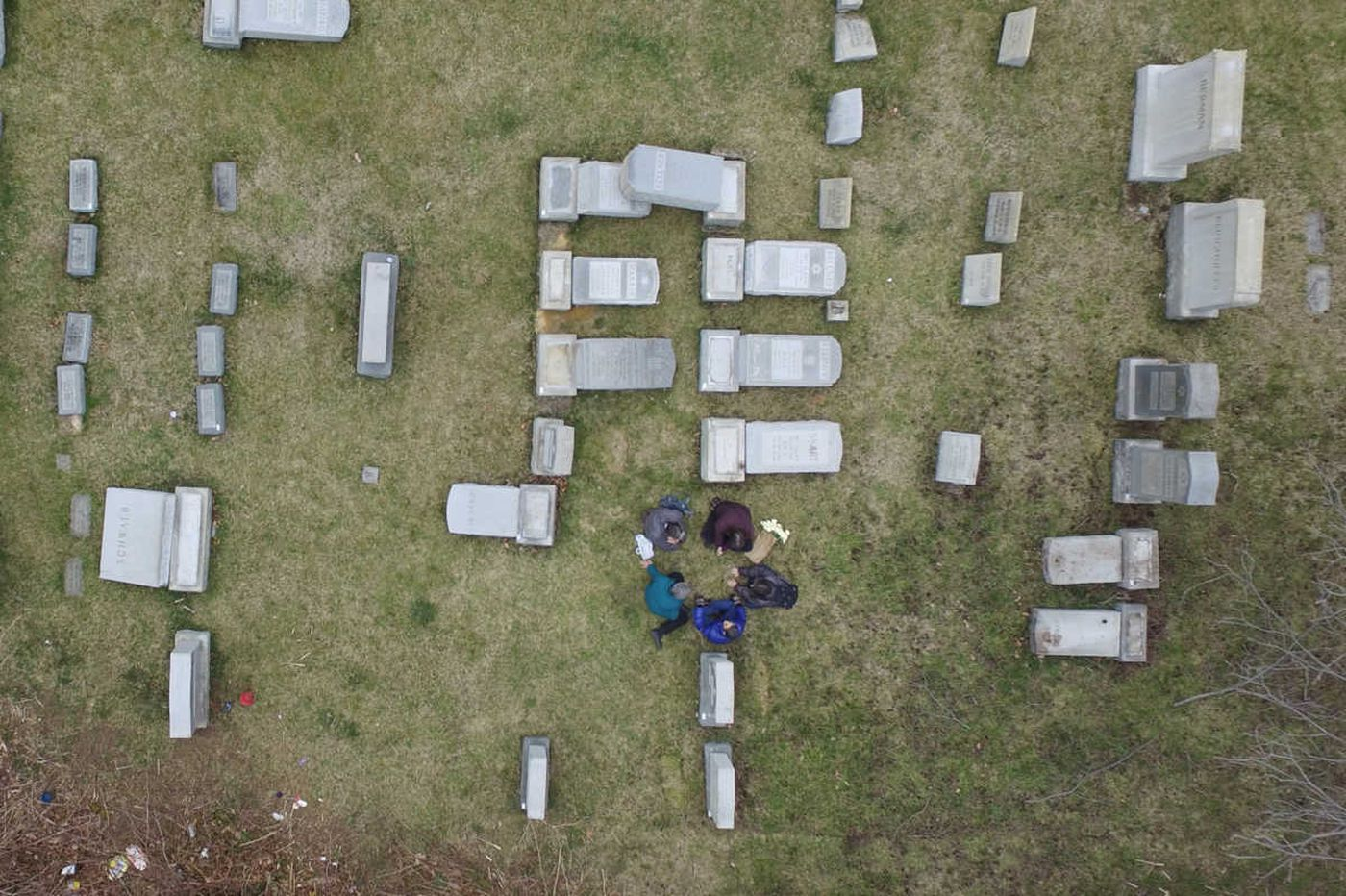 Letters: Cemetery vandalism an indignity for us all