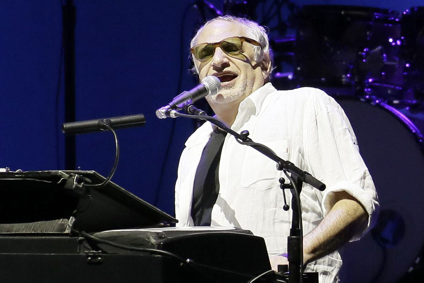 Steely Dan play their first Philly-area show without late member Walter Becker at the BB&T Pavilion