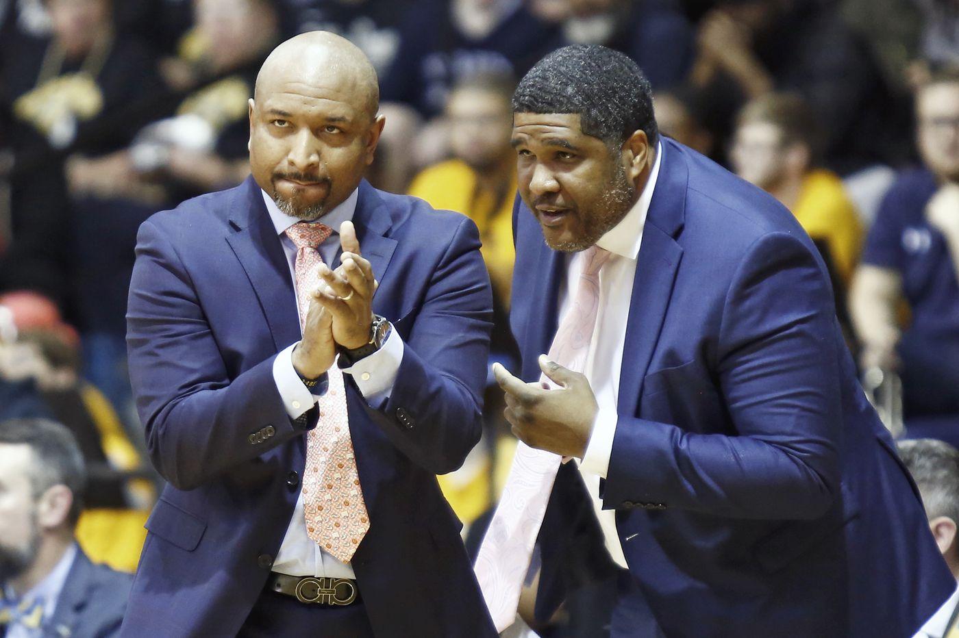 Kenny Johnson no longer on La Salle men's basketball coaching staff