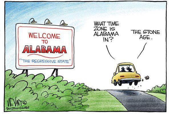 From Alabama to Pennsylvania: The abortion ban through the eyes of political cartoonists | Opinion
