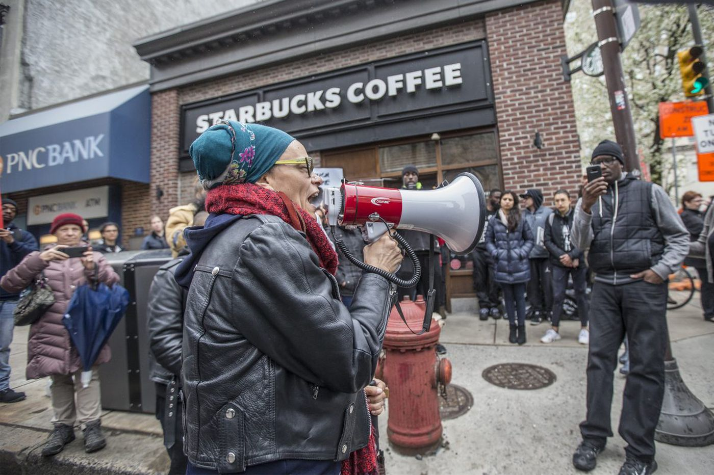Starbucks episode puts Philly police in national spotlight