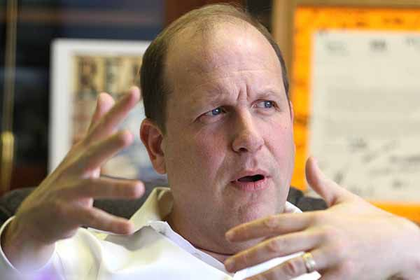 In Pa. Capitol, calls continue for Sen. Daylin Leach to resign