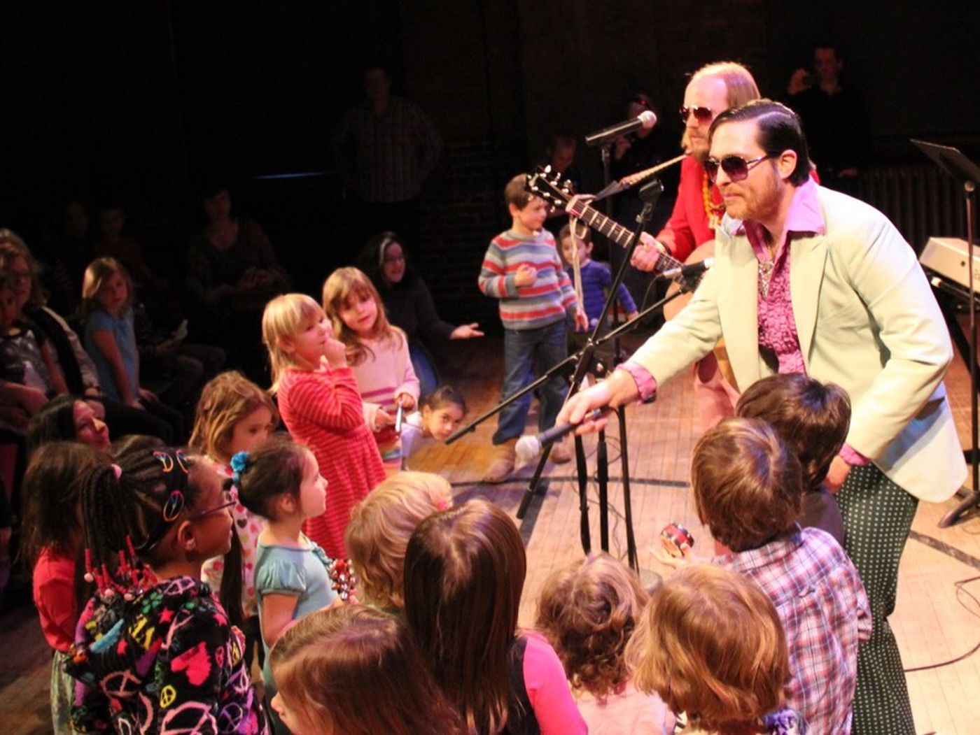 Where To Take Your Kids In Philadelphia This Fall From Thomas The Byo Concert Small Sand Johnny Shortcake Show At Kimmel