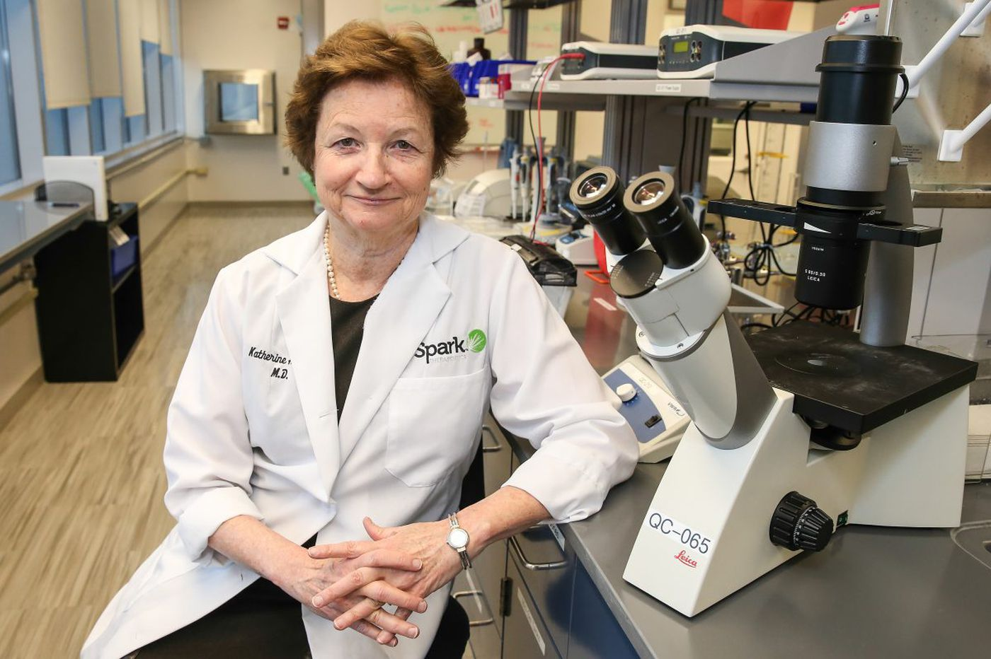 Philly biotech's first-ever gene therapy progresses with FDA