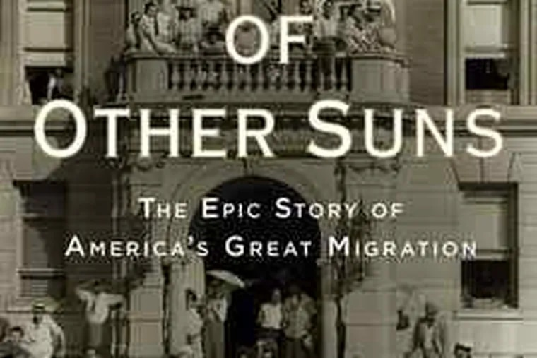 The Epic Story of America'sGreat MigrationBy Isabel WilkersonRandom House 622 pp. $30