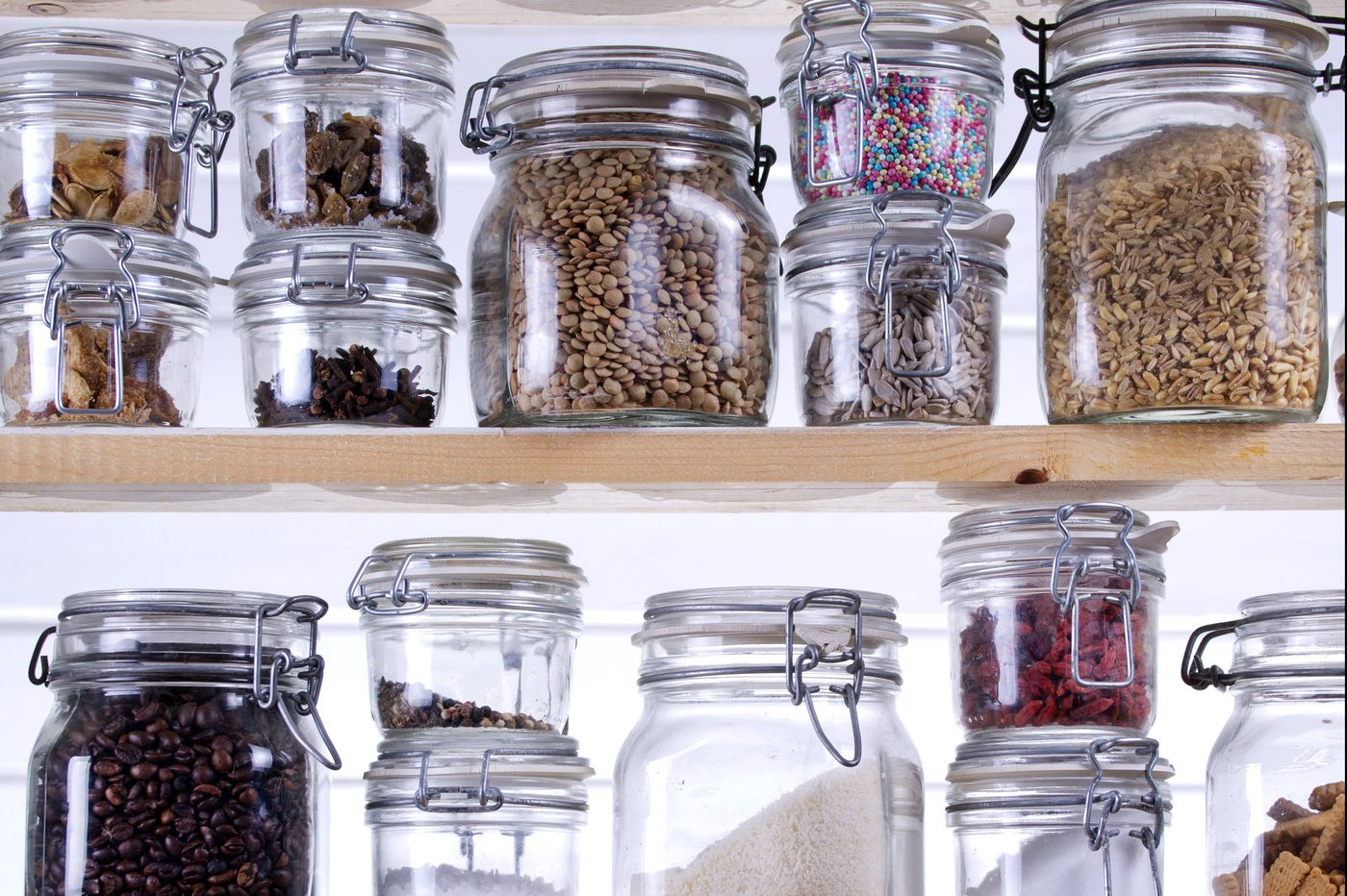 Ask Jennifer Adams: Kitchen storage options to reduce gluten cross-contamination