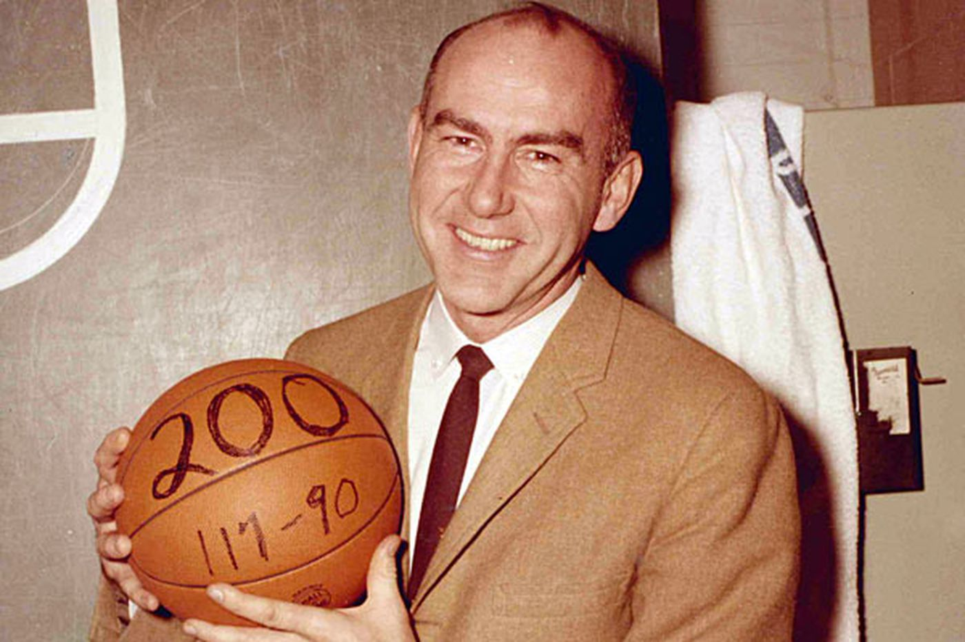 Some facts and figures about Dr. Jack Ramsay