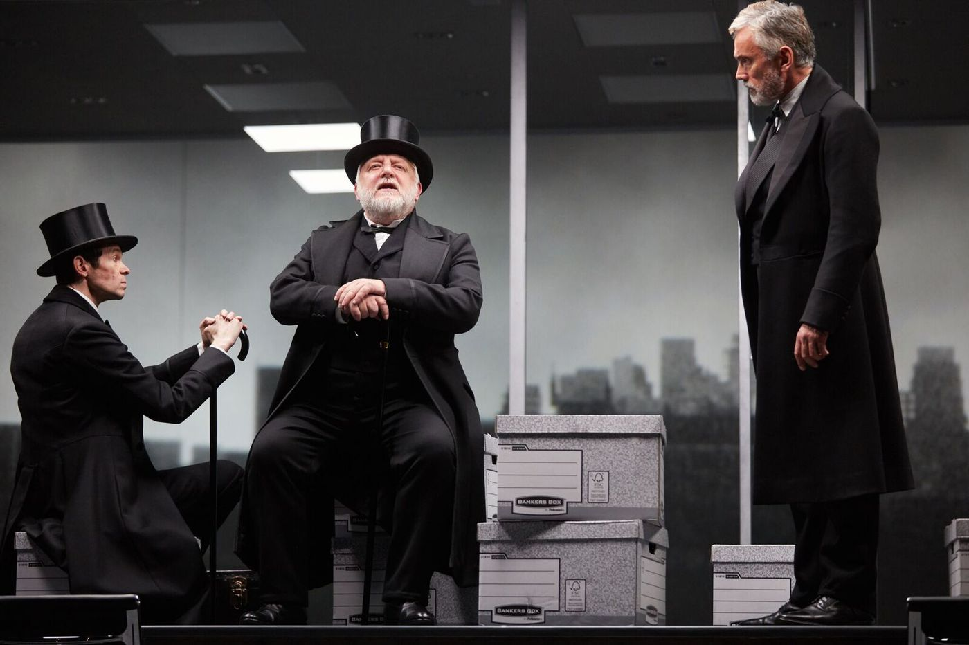 American political drama inspires London theater | Trudy Rubin