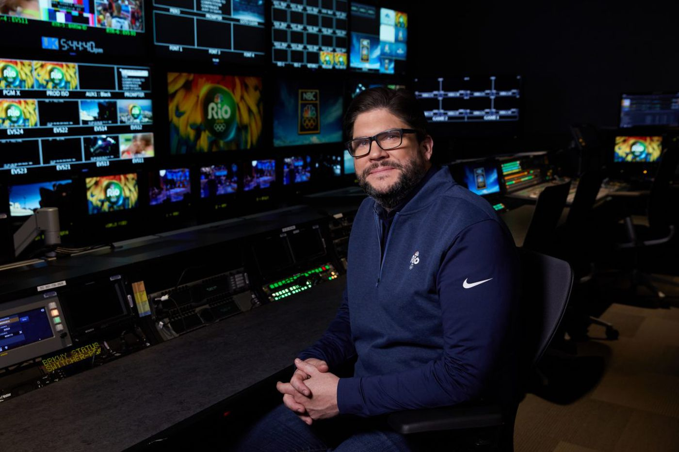 Jim Bell brings NBC's Olympics experience to Telemundo's World Cup broadcasts