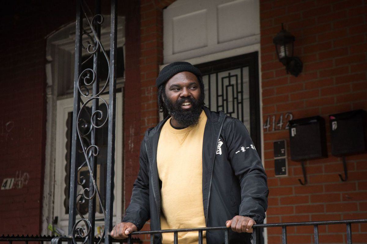 For Omar Tate, a celebrated homecoming and culinary activism