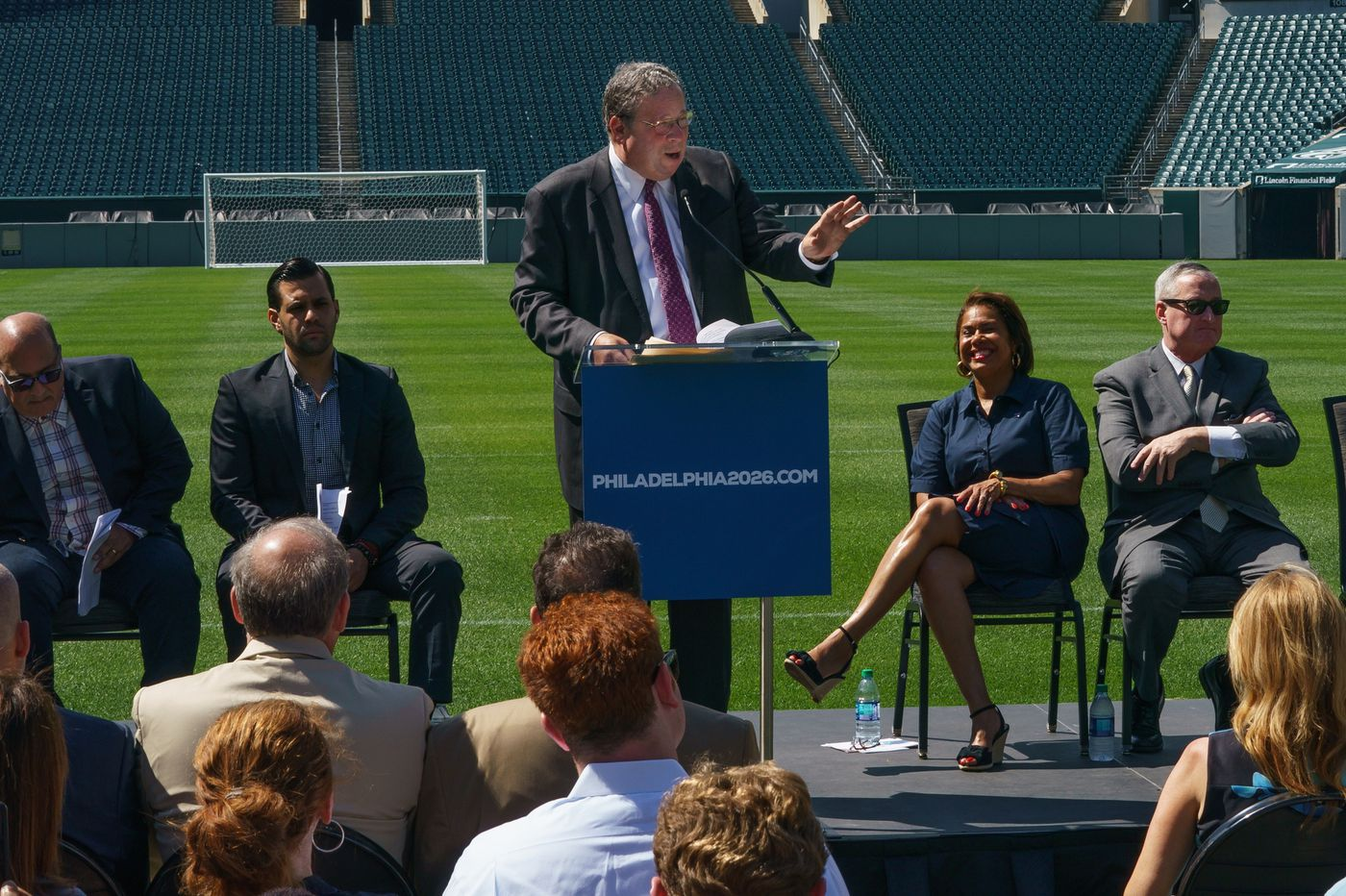 David L. Cohen, one of Philadelphia's most famous power brokers, now leads the city's 2026 World Cup hosting bid